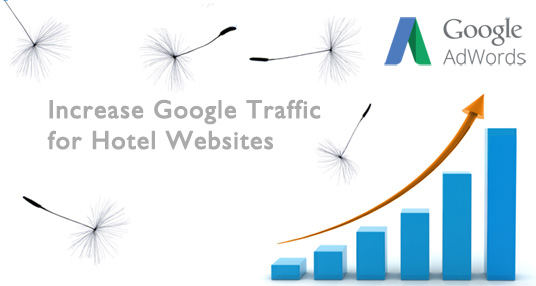 Increase Google Traffic for Hotel Websites