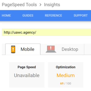 seo page speed
